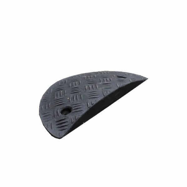 50mm black speed ramp end section