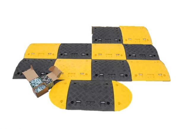 6 Metre Speed Bump Kit