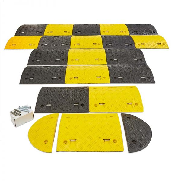 10 Metre Speed Bump Kit