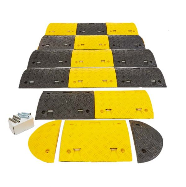 8 Metre Speed Bump Kit