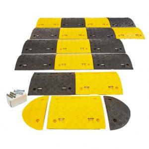 9 Metre Speed Bump Kit
