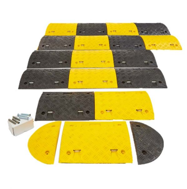 9 Metre Speed Bump Kit