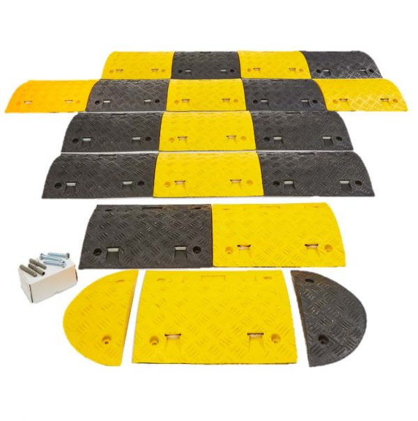 9.5 Metre Speed Bump Kit
